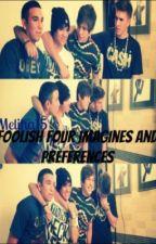 Foolish Four by Melisa9816