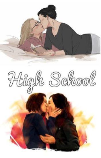 High School {A Supergirl FanFic} - grey__ghost - Wattpad