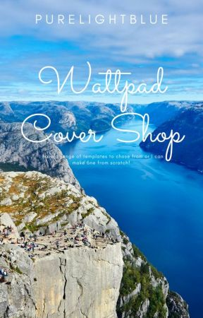 Wattpad Cover Shop by PureLightBlue