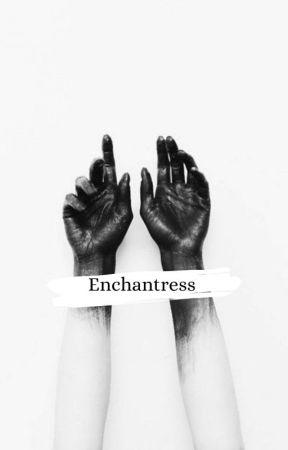 The Enchantress  by white_black_cat