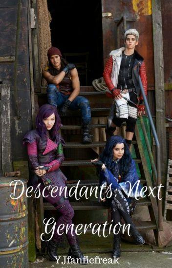 Descendants: Next Generation *On Hold* - HiccstridGirl