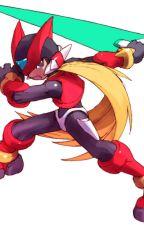 Megaman Zero x Reader One Shot! by Lunafoxgirl133