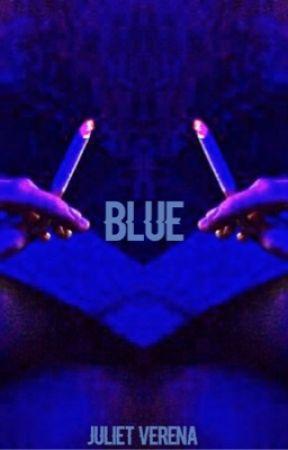BLUE  •  Nathan Prescott Imagines by julietverena