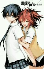 Akuma No Riddle; ¡Tu familia, Tokaku-San! by IT-isREAL