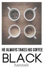 black » harry styles au by inkedmalik