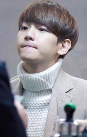 The Cute One (EXO BAEKHYUN IMAGINE)