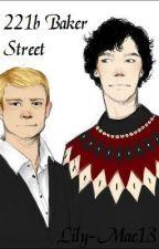 221b Baker Street by Lily-Mae13