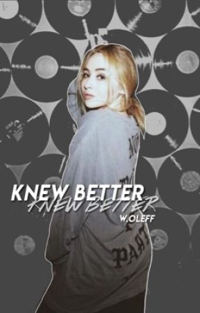 knew better | wyatt oleff by romanticapatow