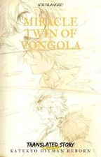 Miracle Twin Of Vongola  by Layana-Cloud