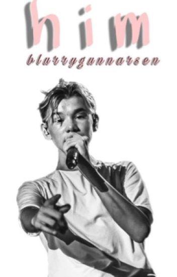 Him. // Martinus Gunnarsen