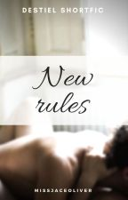 New Rules (Destiel Shortfic) by MissJaceOliver