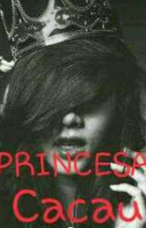 Princesa Cacau  by Chatinha-da-Sara