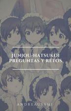 Junjou-Hatsukoi Preguntas y Retos by AndreaUsami