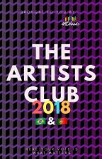 Artists Club Awards - 2018! by TheArtistsClub