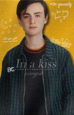 """In a kiss""|Jaeden Lieberher by Katherin_Wolfhard02"