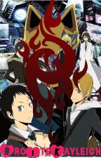 The City With Kings (Durarara and Project K cross over) by kpop_trash_boiii