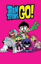 Order I like them on Teen Titans Go! by DarkRaven1106