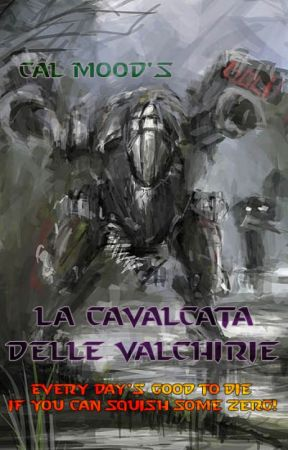 La cavalcata delle Valchirie by Calmood