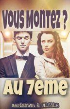Vous montez ?  Au 7ème  by Cassie_JBROWN