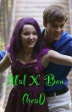 Mal x Ben by Panda_Queen_1