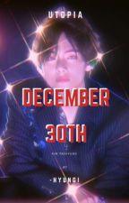 December 30th ; kth 🔛 by -hyungi