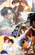 One shots Levihan by mellarkwife