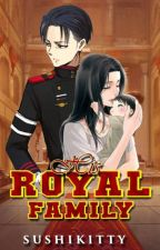 HIS ROYAL FAMILY.| Sequel to 'His Royal Guard.' Levi X Reader  by sushikitty