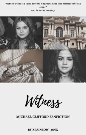 [soon] witness • clifford by xrainbow_007x