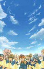 Inazuma Et Moi  by Maellyne_Yume