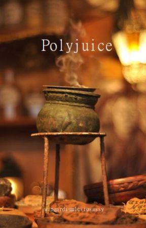 Polyjuice    Drarry & Pansmione by wingardiumleviosassy