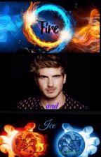 Fire and Ice (Joey Graceffa) by mikatla123