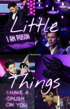 Little Things || N.S {A.B.O} by filhadenarry