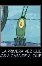 memes de bob esponja by Naomichairez