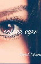 Coffee eyes  by leos1225