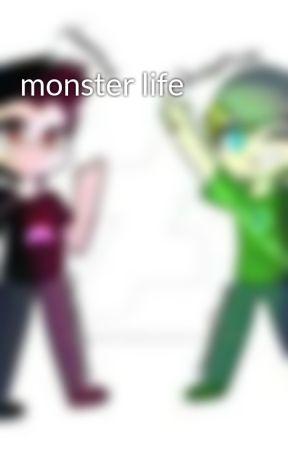 monster life by Alicefelder9001