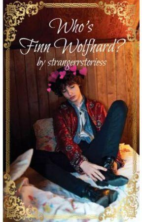 Who's Finn Wolfhard? by strangerrstoriess
