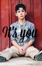 Its you. (Carter Reynolds) by xstrangecloudz