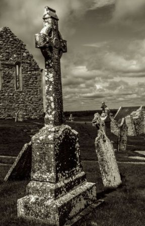 The Graveyard. by Almighty-Author21