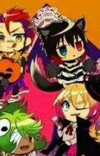 NANBAKA Halloween  by Zero-1307