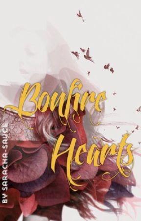 Bonfire Hearts by saracha-sauce