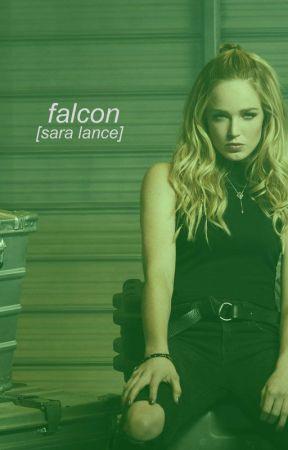 falcon [sara lance] by ayrpluto72