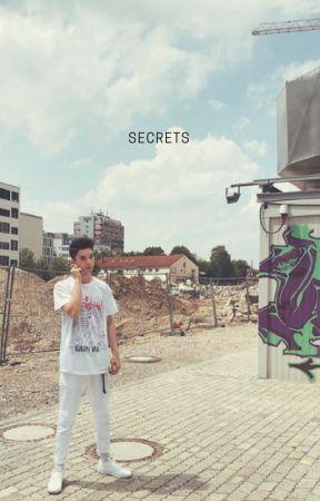 Secrets//Daniel Seavey by dolanwdwx