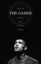 The Games (Ziall) by Caliske_XP