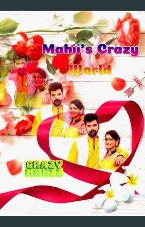 Crazy/Mahii's Small World Of Writings by crazymahiz
