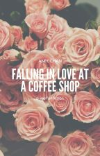 Falling In Love At A Coffee Shop | jae by anecchan