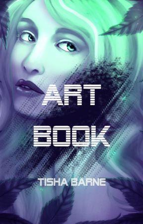 ART BOOK - Tisha Barne by tishabarne