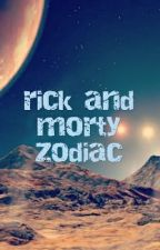 rick and morty zodiac by Shiro2949