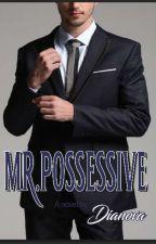 Mr. POSESIF by idanova