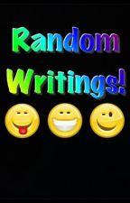 Random Writings! by Josie_Trudgeon
