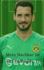 Mein Nachbar ist ein Fußballspieler (FF Roman Bürki) by Saskia109
